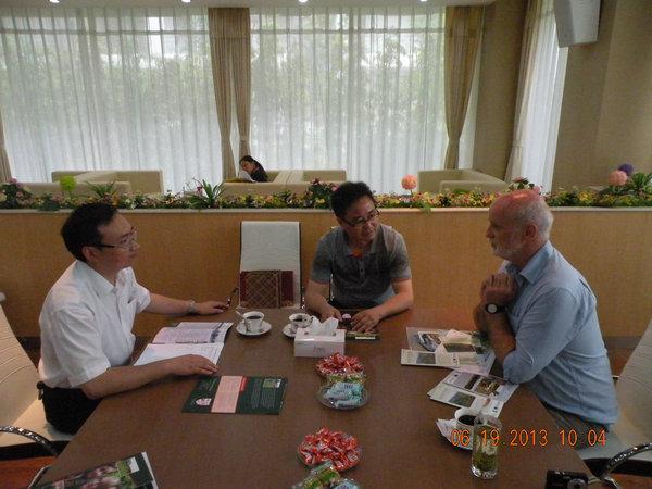 英国祥瑞中学来我校参观交流 -扬州树人学校图片